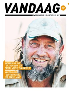 ian read vandaag cover kenchaan foundation