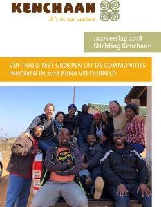 kenchaan foundation jaarverslag 2018